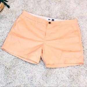 Old Navy Orange Shorts size 12